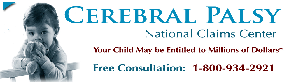 Cerebral Palsy National Legal Claims Center